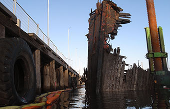 Ship Salvage and Repair