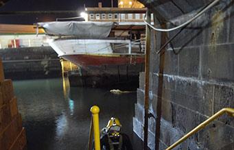 Ship Salvage and Repair