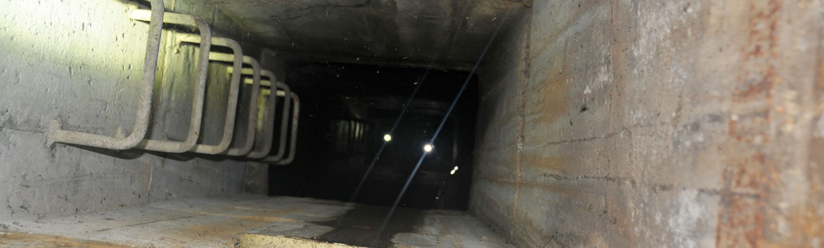 Water Tank Confined Space : Confined space