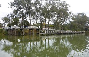 Mildura-wharf