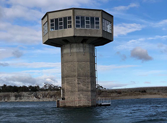 Cardinia Reservoir Tower