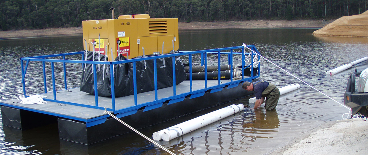 PDS Barge 3