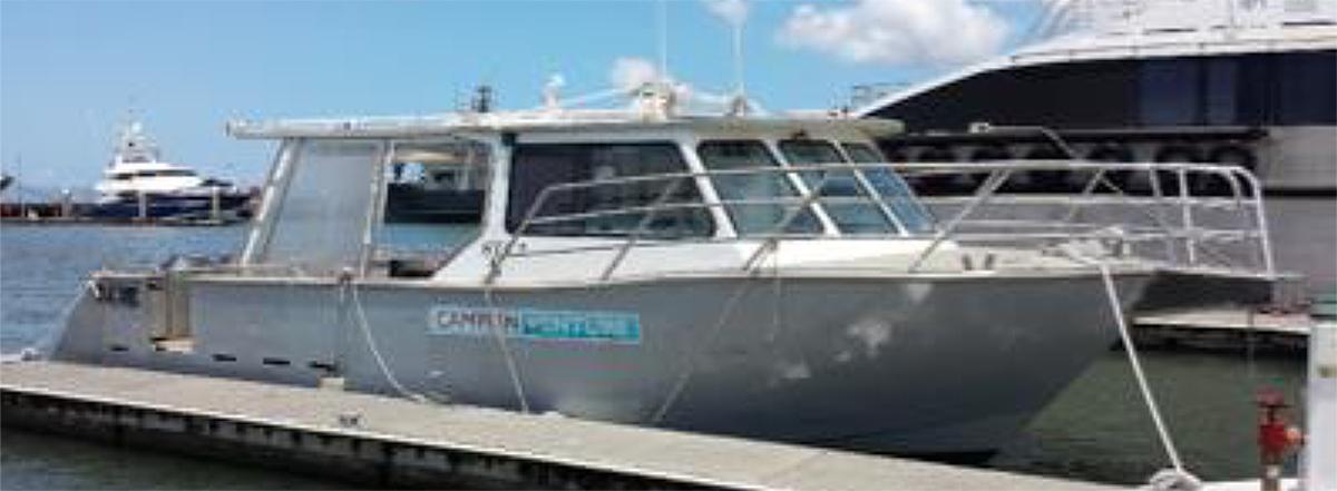 MV Venture Commercial vessel for hire