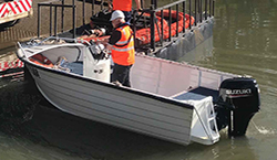 Prodiver 2 Commercial Vessel for hire