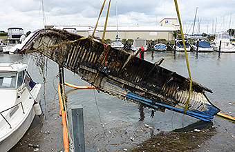 Vessel Salvage Mordialloc