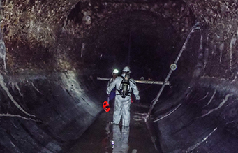 PDS Confined space work
