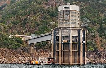 Survey of reservoir tower