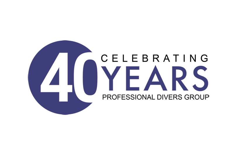 Professional Diving Services Celebrating 40 years